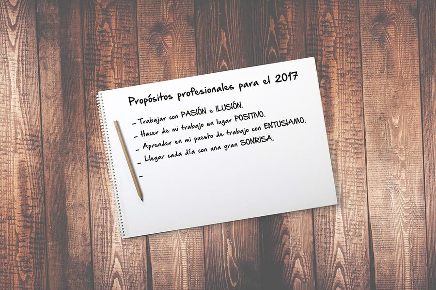 Propósitos profesionales para el 2017
