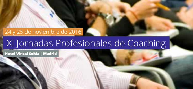 XI Jornadas Profesionales de Coaching de ICF España