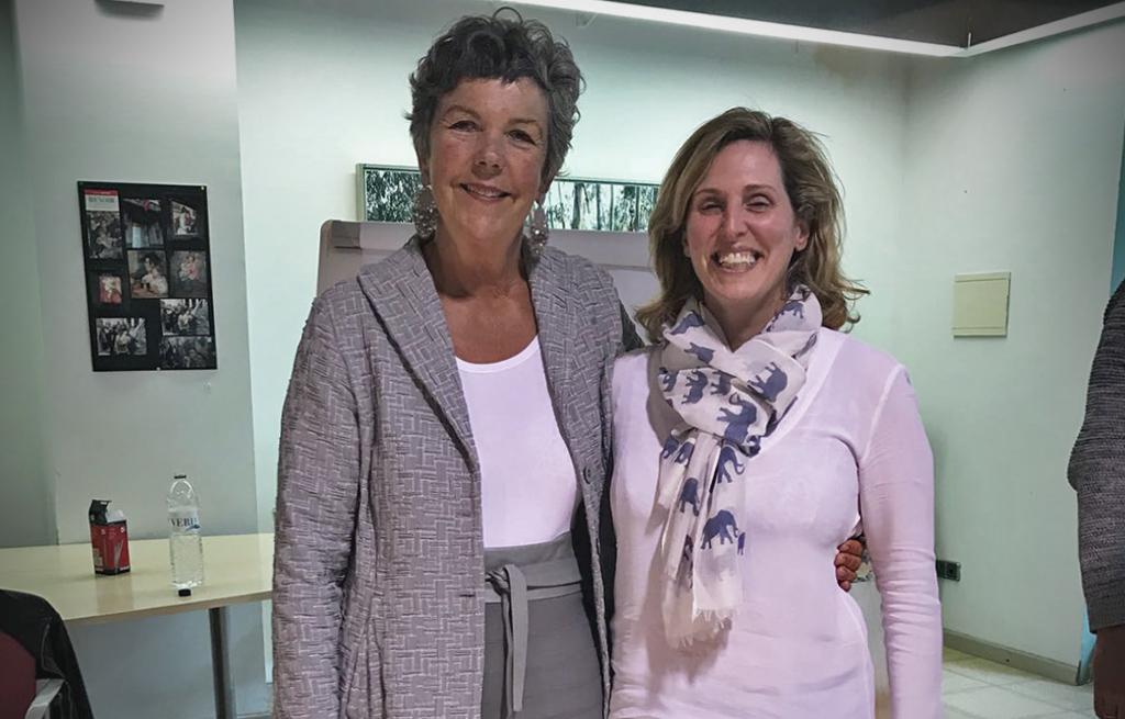 Taller internacional de coaching y consultoría sistémica con Renate Daimler