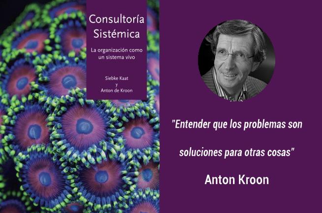 Consultoría Sistémica: La organización como un sistema vivo, Anton De Kroon